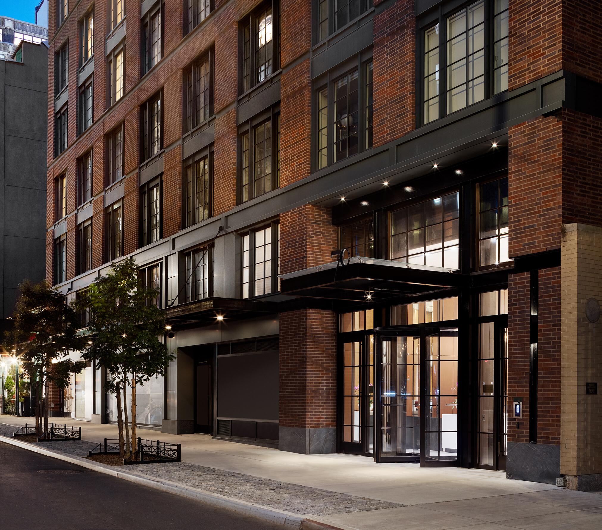 RHEINZINK America, Fairview Architectural form Strategic Partnership