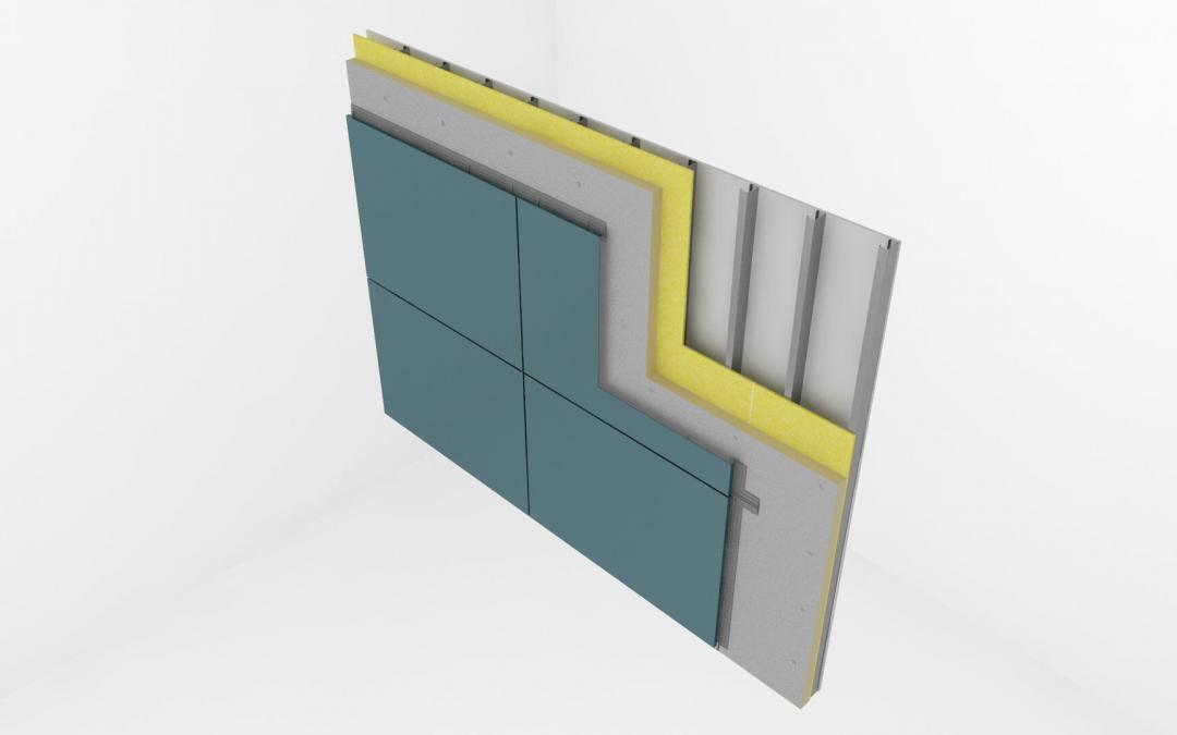 Fairview Architectural Launches Continuous Insulation System RapidWrap CI